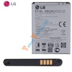 LG Li-Ion 2440 mAh BL-59UH