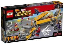 LEGO Super Heroes - Szétszedhető tartálykocsi (76067)