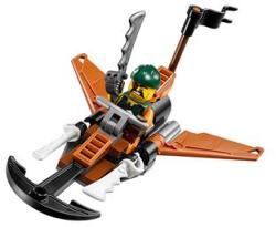 LEGO Ninjago - Horgony sikló (30423)