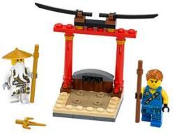 LEGO Ninjago - Wu-Cru gyakorlóterem (30424)
