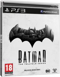 Telltale Games Batman The Telltale Series (PS3)