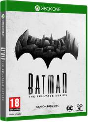 Telltale Games Batman The Telltale Series (Xbox One)