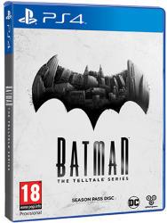 Telltale Games Batman The Telltale Series (PS4)