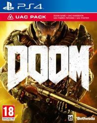 Bethesda Doom [UAC Pack] (PS4)