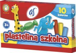 ASTRA Színes gyurma - 10 db-os