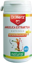 Dr. Herz Angelica Extraktum+Keserűnarancs kapszula - 60 db