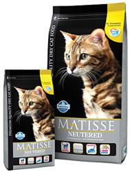 Farmina Matisse Neutered 10kg
