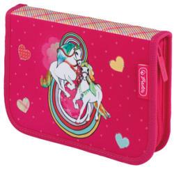 Herlitz Flexi Girls tolltartó - Rainbow