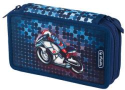 Herlitz Flexi tolltartó, emeletes - Motorbike