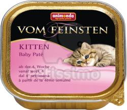 Animonda Vom Feinstein Kitten Baby Paté 12x100g
