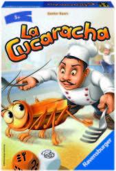 Ravensburger Joc La Cucaracha RO (RVSG21173)