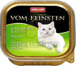 Animonda Vom Feinsten Kastrierte Turkey 18x100g