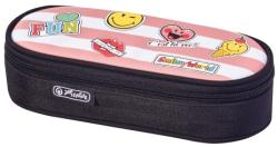 Herlitz SmileyWorld Girly airgo tolltartó