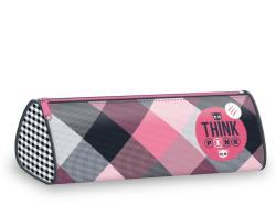 Ars Una Think-Pink kockás keskeny hengeres tolltartó 2016 (92997622)