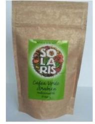 Solaris Cafea verde arabica macinata 100g