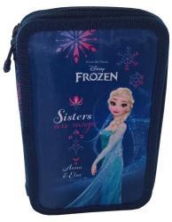 Junior Frozen töltetlen, 2 emeletes tolltartó