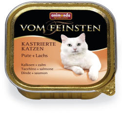 Animonda Vom Feinsten Kastrierte Turkey & Salmon 100g