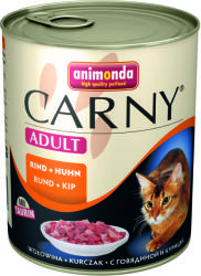 Animonda Carny Adult Beef & Chicken 800g