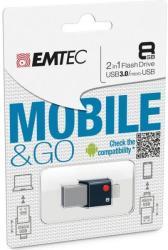 EMTEC T203 8GB USB 3.0 ECMMD8GT203