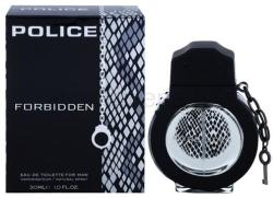 Police Forbidden for Man EDT 30ml