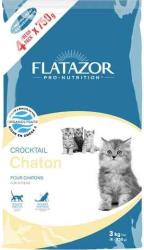 Flatazor Crocktail Chaton Kitten 2x3kg