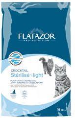 Flatazor Crocktail Light & Sterilised 2x3kg