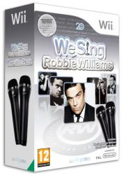 Nordic Games We Sing Robbie Williams [Microphone Bundle] (Wii)