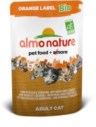 Almo Nature Orange Label Veal & Vegetables 70g