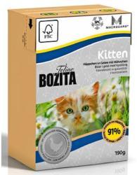Bozita Kitten 6x190g