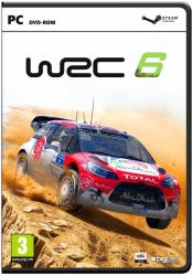 Bigben Interactive WRC 6 World Rally Championship (PC)