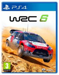 Bigben Interactive WRC 6 World Rally Championship (PS4)