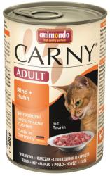 Animonda Carny Adult Beef & Chicken 6x400g