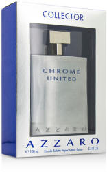 Azzaro Chrome United (Collector Edition) EDT 100ml