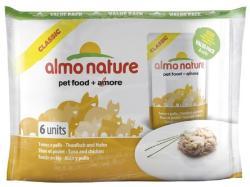 Almo Nature Classic Tuna & Chicken 6x55g