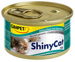 Gimpet ShinyCat Chicken & Shrimp 70g