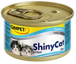 Gimpet ShinyCat Kitten Tuna 70g