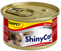Gimpet ShinyCat Chicken 24x70g