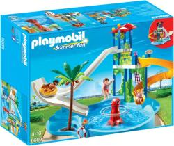 Playmobil Parc Acvatic Cu Tobogane (PM6669)