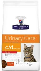 Hill's PD Feline C/D Urinary Stress 4kg