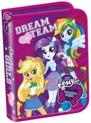 UNIPAP My Little Pony Equestria Girls klapnis tolltartó (UNMLPTK2)