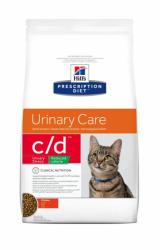 Hill's PD Feline C/D Urinary Stress  Reduced Calorie 1,5kg
