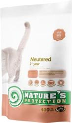 Nature's Protection Neutered 400g