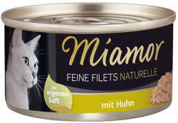 Miamor Feine Filets - Chicken 6x80g