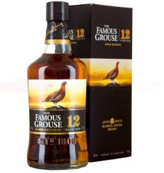 THE FAMOUS GROUSE 12 Years Gold Reserve Whiskey 1L 40%