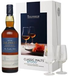 TALISKER The Distillers Edition Malts & Food Whiskey 0,7L 45,8%