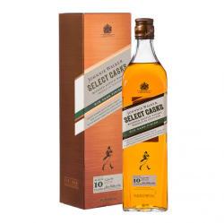 Johnnie Walker 10 Years Select Casks Rye Whiskey 0,7L 46%