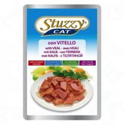 Stuzzy Cat Beef 100g
