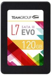 """Team Group L7 Evo 2.5"""" 120GB SATA 3 T253L7120GTC101"""