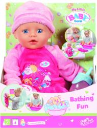 Zapf Creation My Little Baby Born - Bebelus La Baita