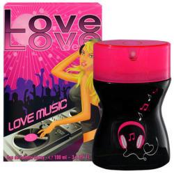 Parfums Love Love Love Music EDT 100ml